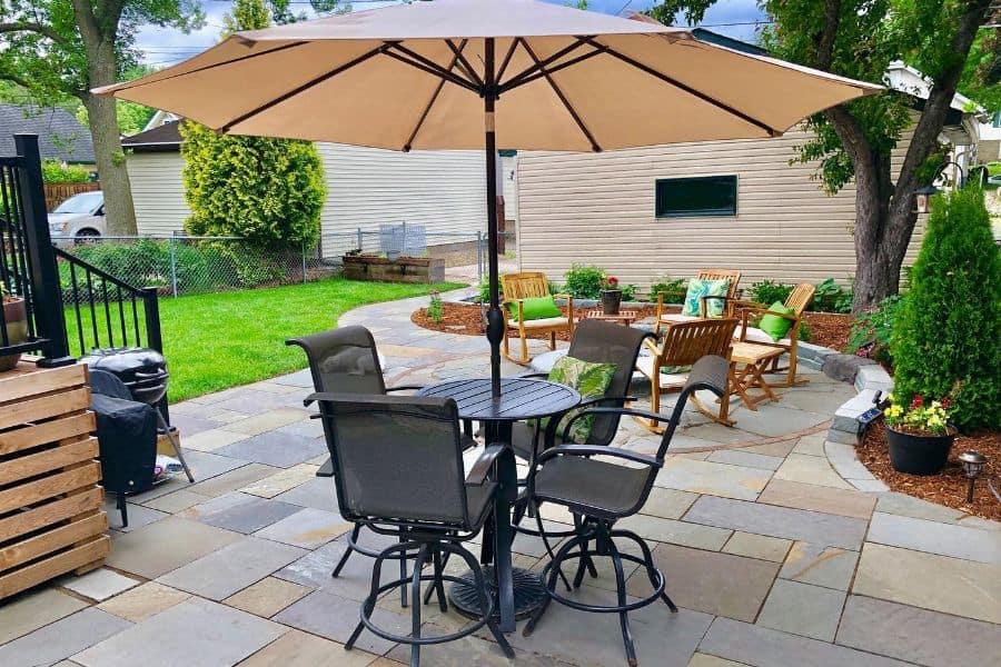 The Top 83 Patio Garden Ideas