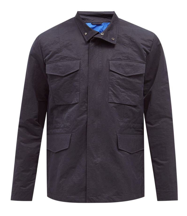 Paul Smith Artist-Stripe Packed Shell Field Jacket