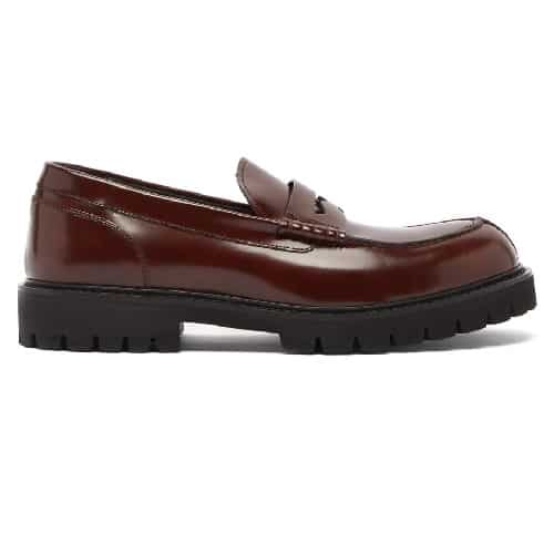 Paul-Smith-Byron-Leather-Loafers