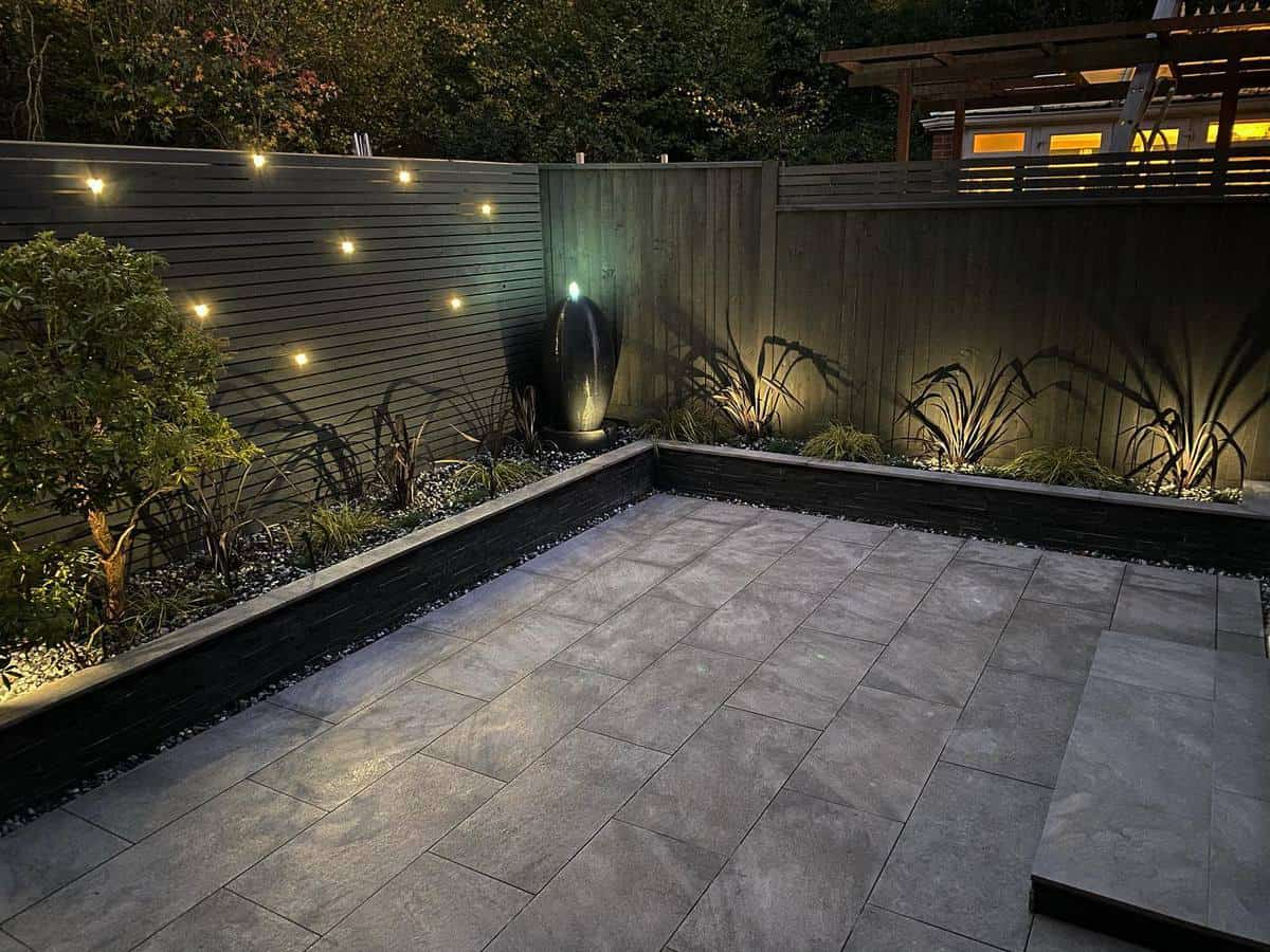 Paved Grass Free Yard Ideas -sunrise_landscapes