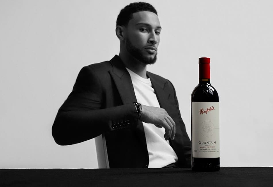 Penfolds Partners With Ben Simmons for California Collection