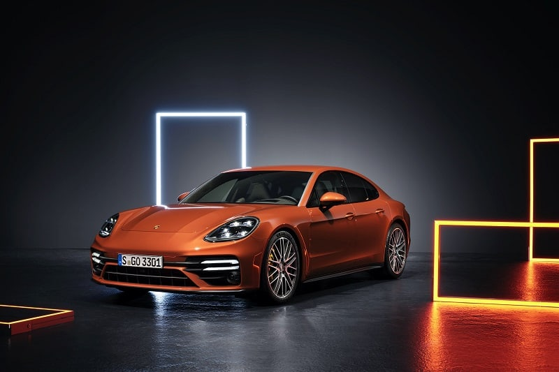 Performance With Exclusivity: The New Porsche Panamera