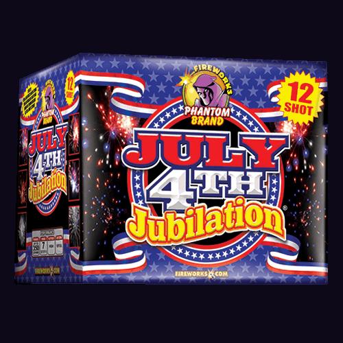 Phantom Fireworks July 4th Jubilation