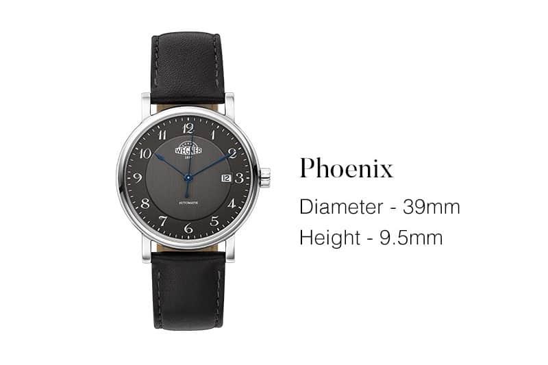 Phoenix Wegner Watches