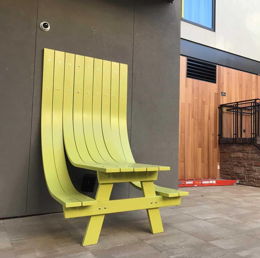 Picnic Set Garden Bench Ideas -michael_beitz