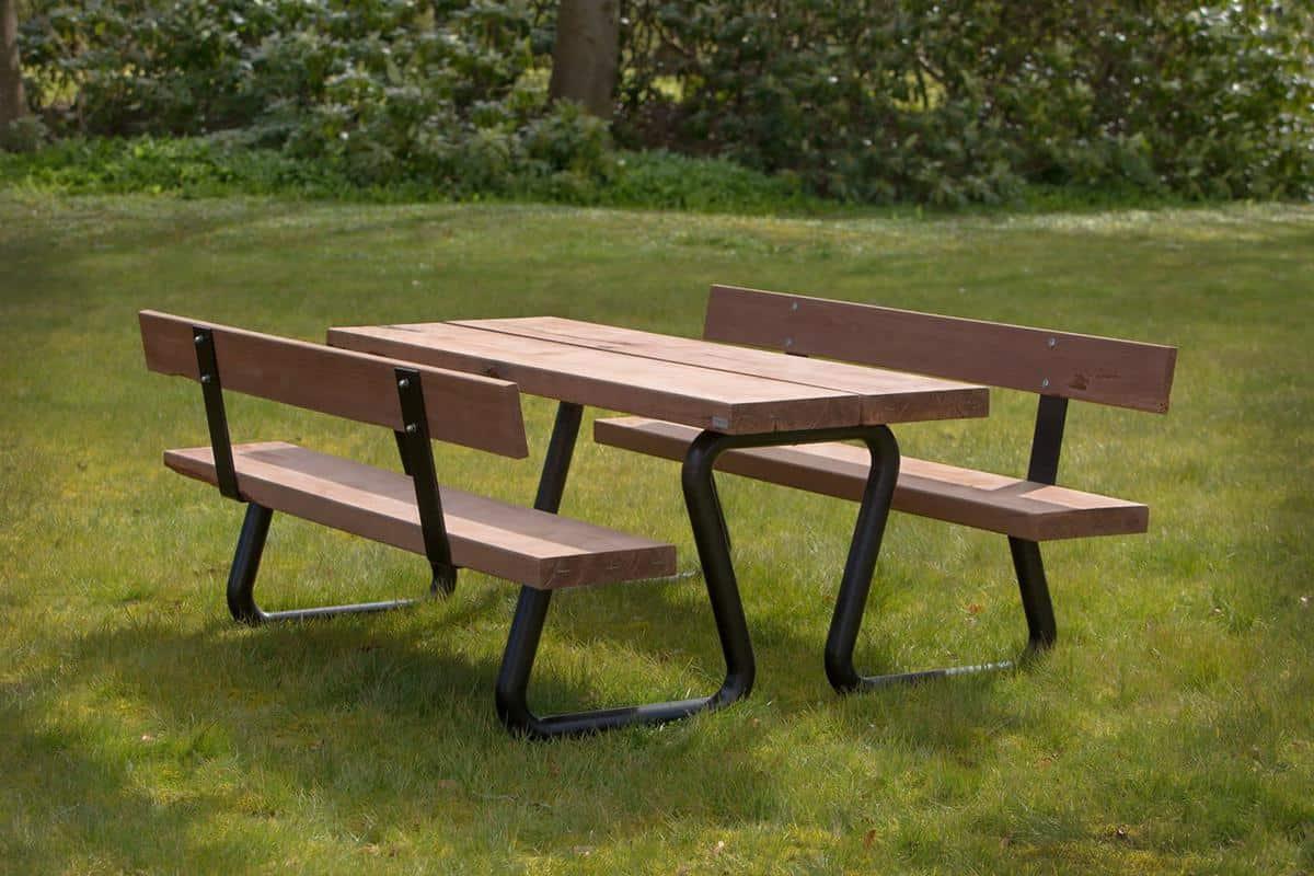 Picnic Set Garden Bench Ideas -thorsdesign