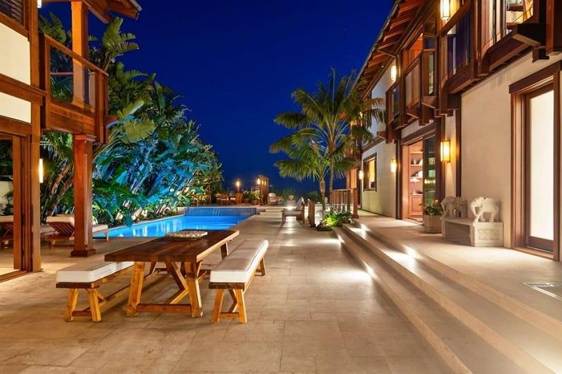 Pierce Brosnan Expensive Home