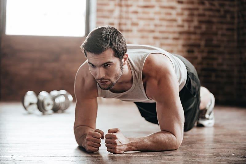 Planks-Low-Impact-Exercises-All-Men