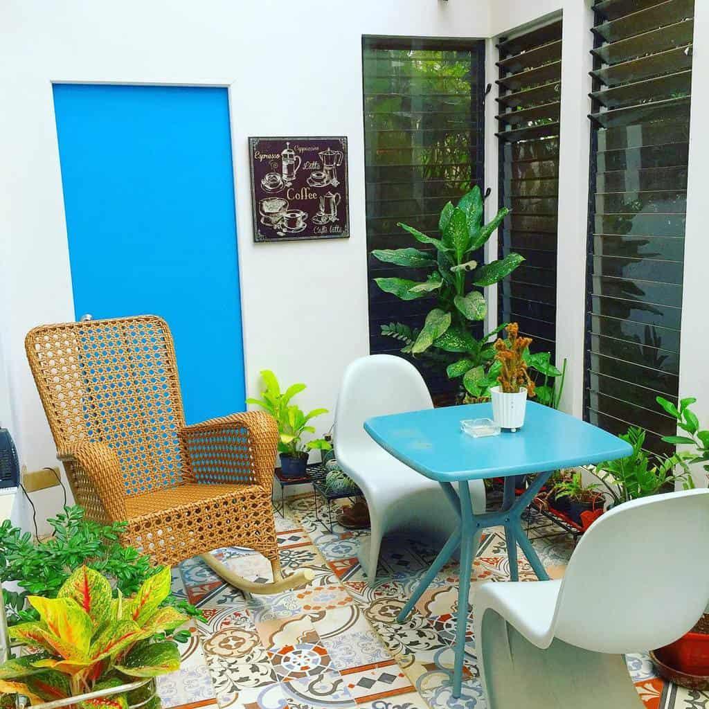 Plants Patio Garden Ideas -dartagnanaguilar