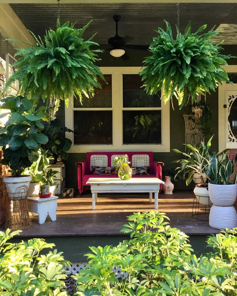 Plants Patio Garden Ideas -lola.decor