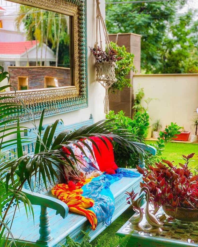 Plants Patio Garden Ideas -styleyourspaceee