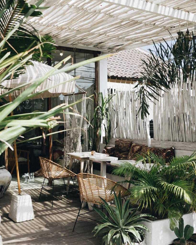 Plants Patio Garden Ideas -zeninteriordesign