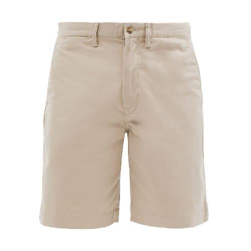Polo Ralph Lauren Cotton-Blend Twill Shorts