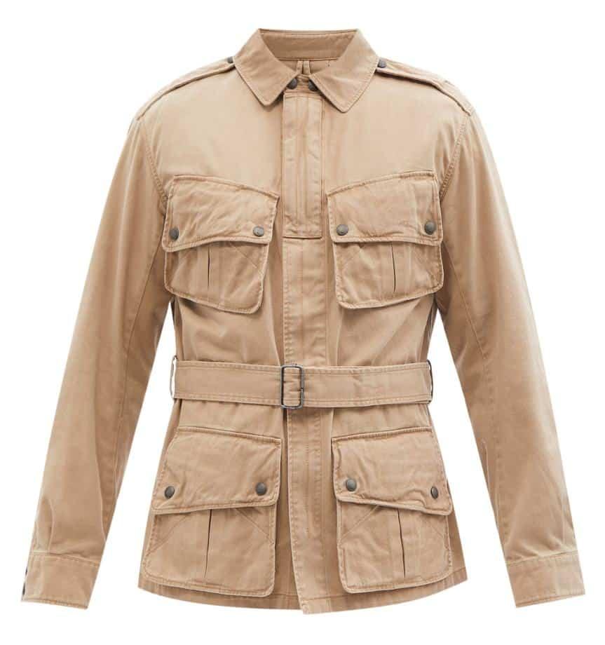 Polo Ralph Lauren Cotton-Twill Field Jacket