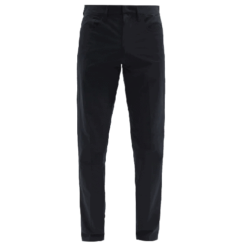 Polo Ralph Lauren Mid-Rise Twill Slim-Leg Trousers