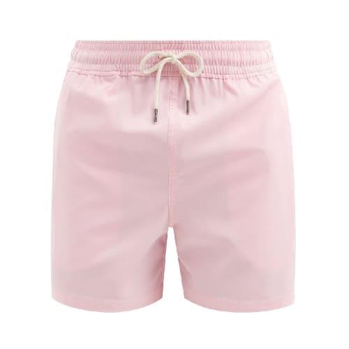 Polo Ralph Lauren Traveller Logo Swim Shorts