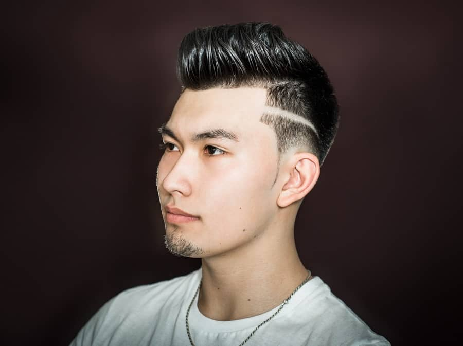 Best Temple Fade Hairstyles in 2020