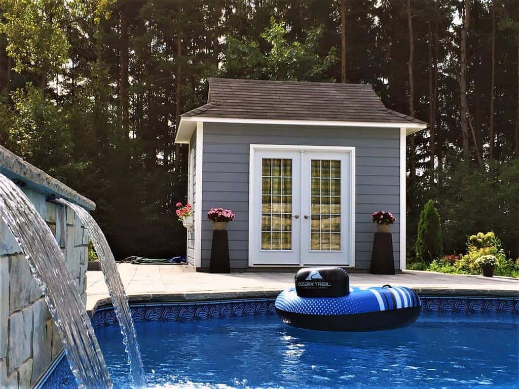 Pool DIY Backyard Ideas -summerwood_products