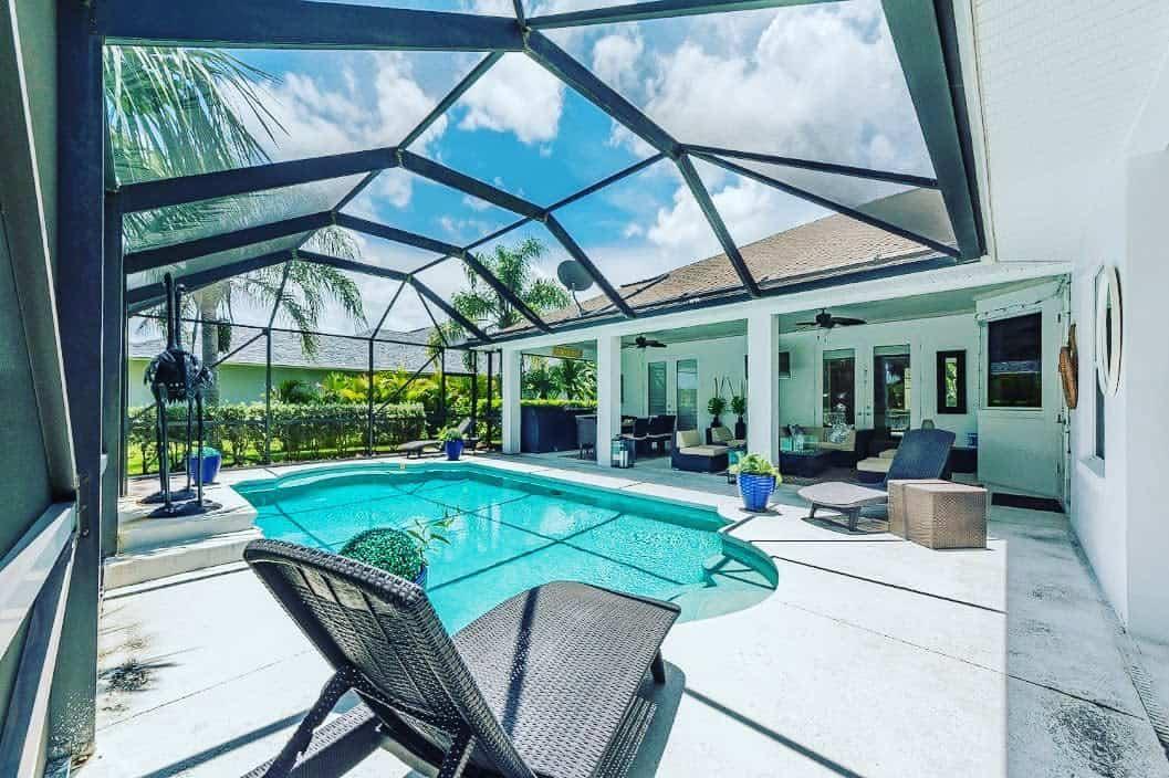Pool Patio Enclosure Ideas -billeroproperties