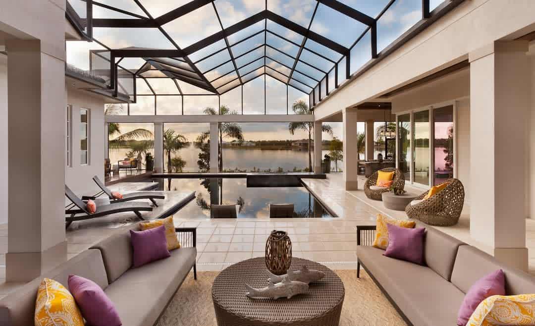 Pool Patio Enclosure Ideas -jcannonhomes