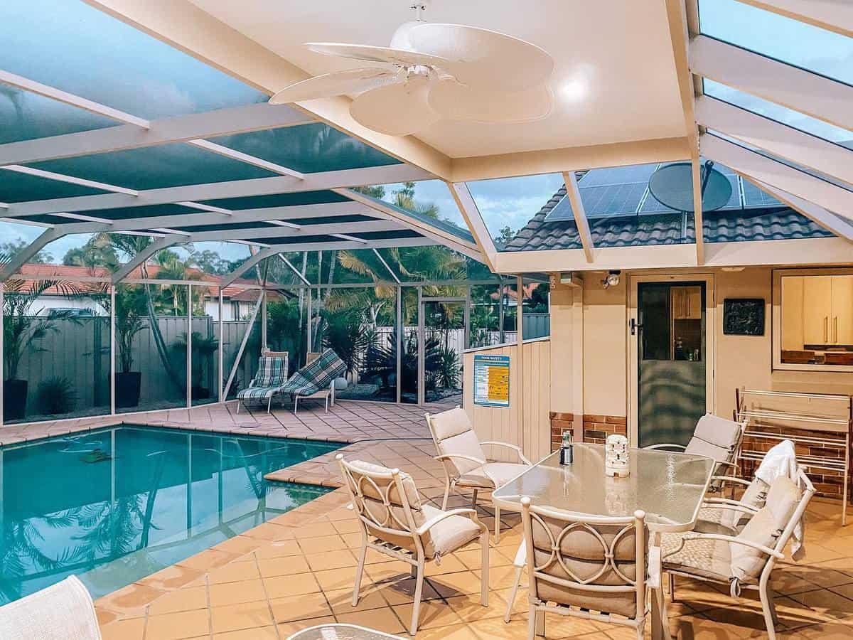 Pool Patio Enclosure Ideas -suncoastenclosures