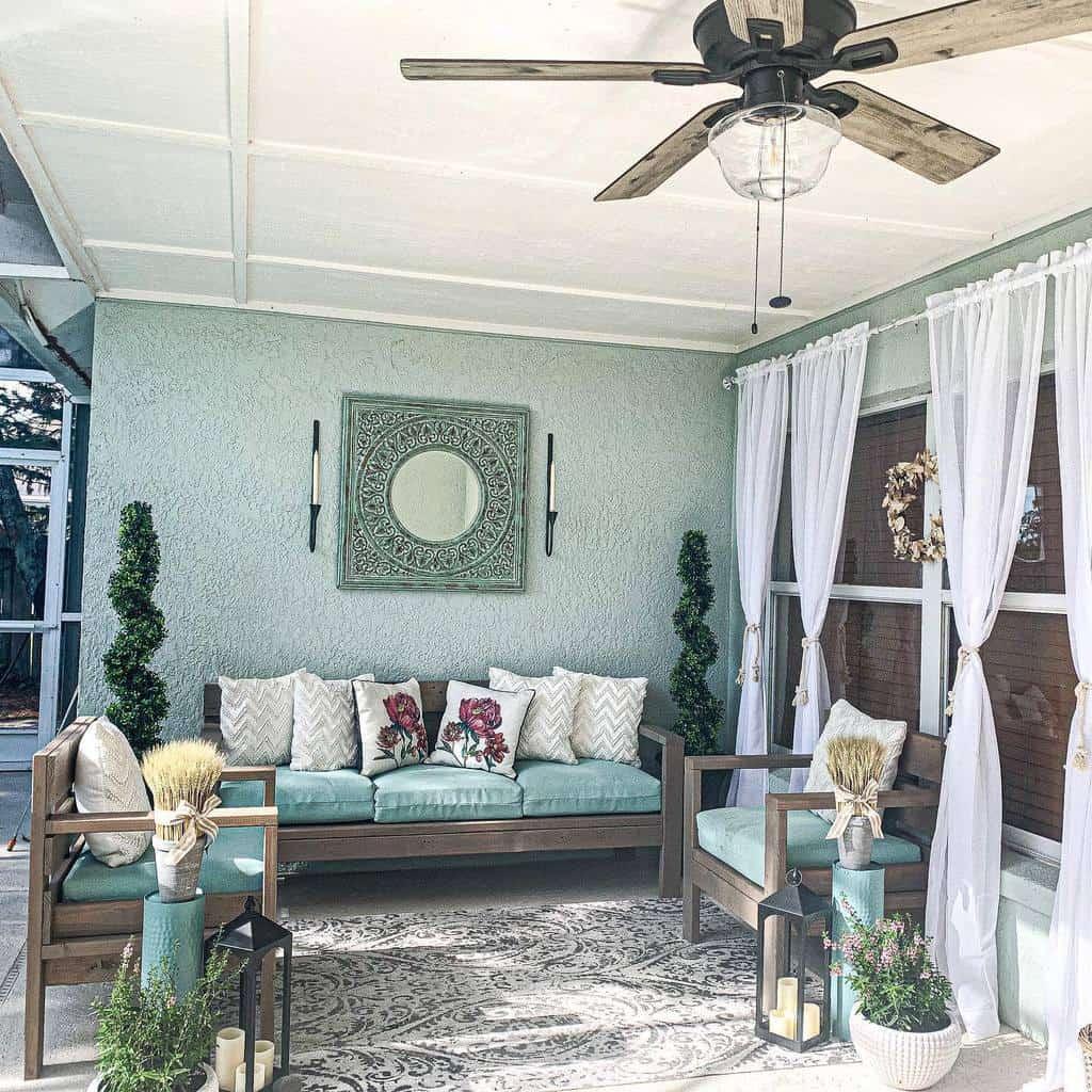 Porch Deck Decorating Ideas -s2kdesigns