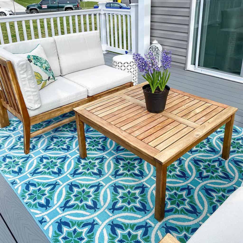 Porch Deck Privacy Ideas -arishomedecor