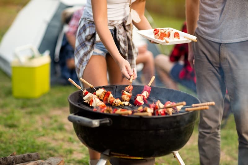 The 8 Best Portable Grills for Campers