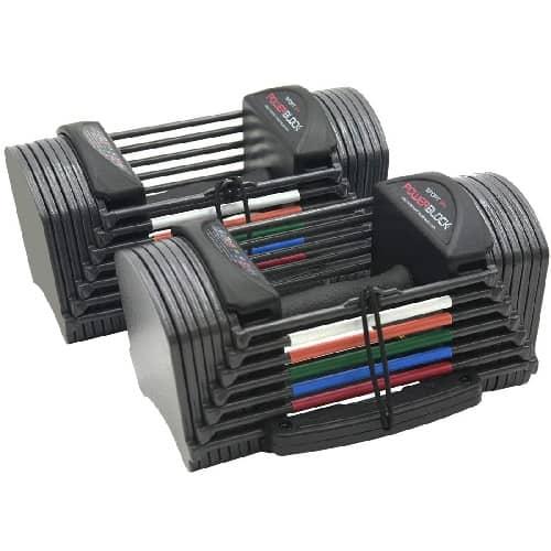 PowerBlock Sport 24 Adjustable Dumbbells