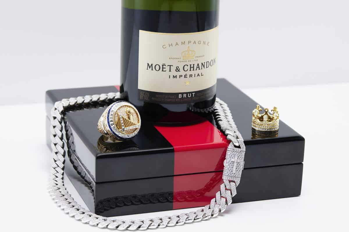 Moët & Chandon Launches All-Star Greatness Under Pressure Campaign