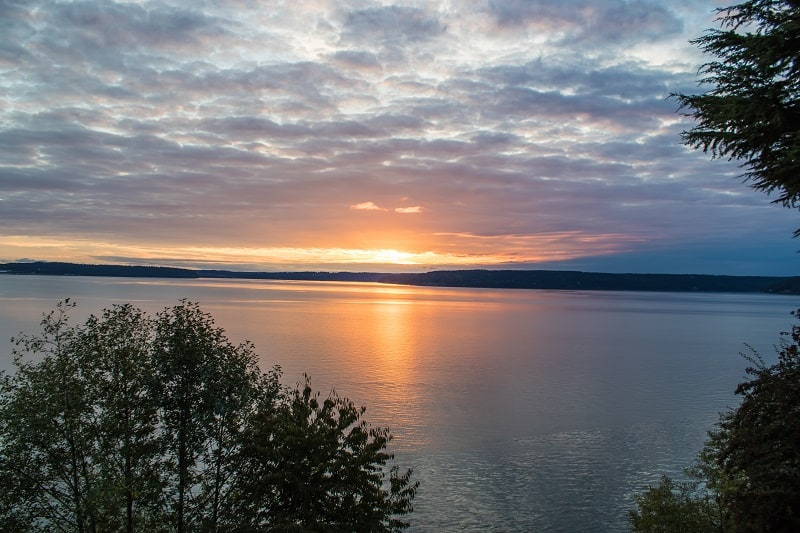 Puget Sound, Washington
