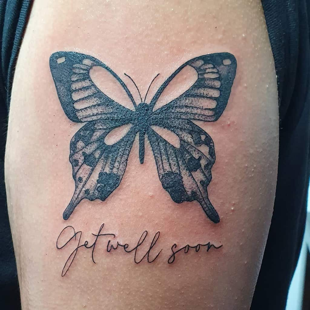 Qoute Butterfly Tattoo Meaning bavariastichtattoo