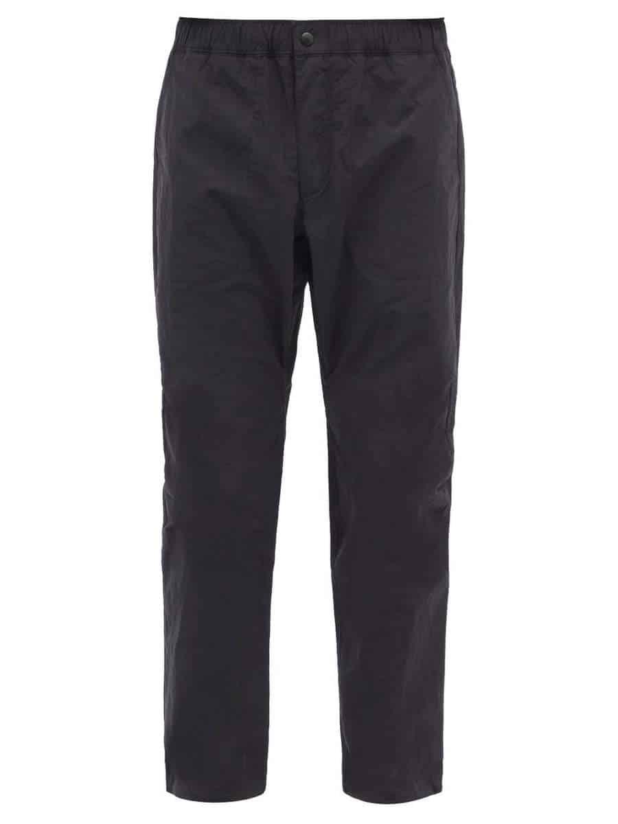 RAG & BONE Flynt nylon-blend trousers