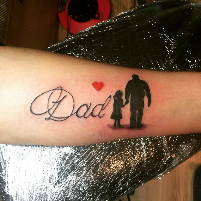 Dad RIP Tattoo Ideas -stopcryingtattoo