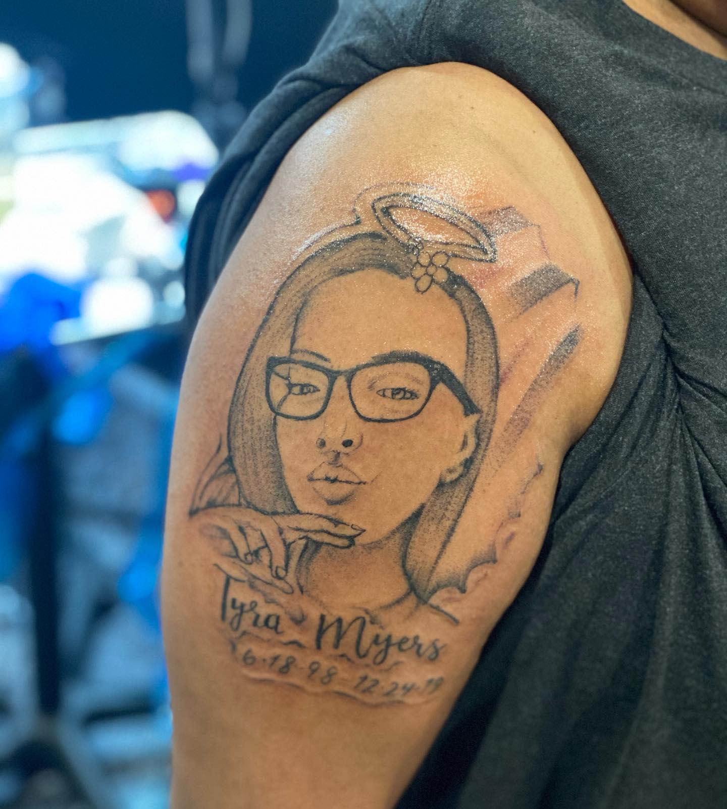 Memorial RIP Tattoo Ideas -inkdup2