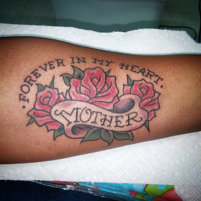 Rose RIP Tattoo Ideas -hardlucktattoo_rnwc