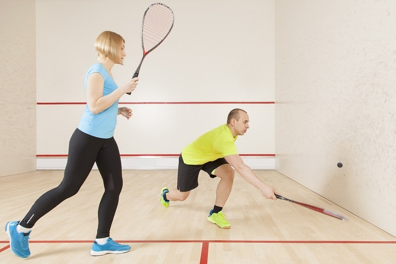 Racquetball-Best-Hobbies-For-Couples