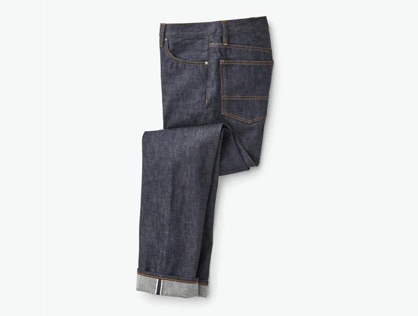 Rail-Splitter Japanese Selvedge Jeans (No. 20195429)