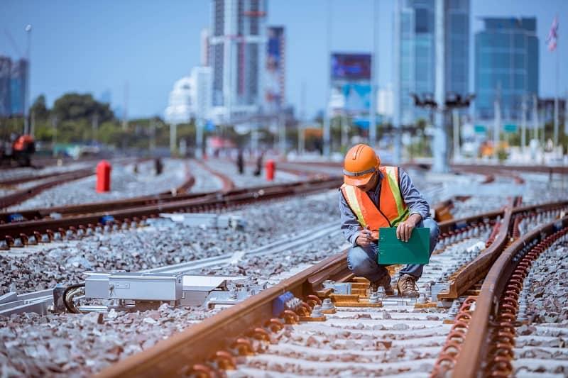 Railroad Track Maintenance Technician - Outdoor Jobs For Outdoorsmen