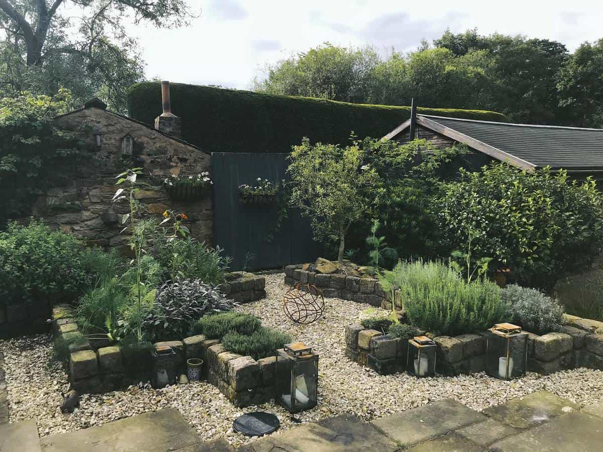 Raised Garden Grass Free Yard Ideas -lori_laing