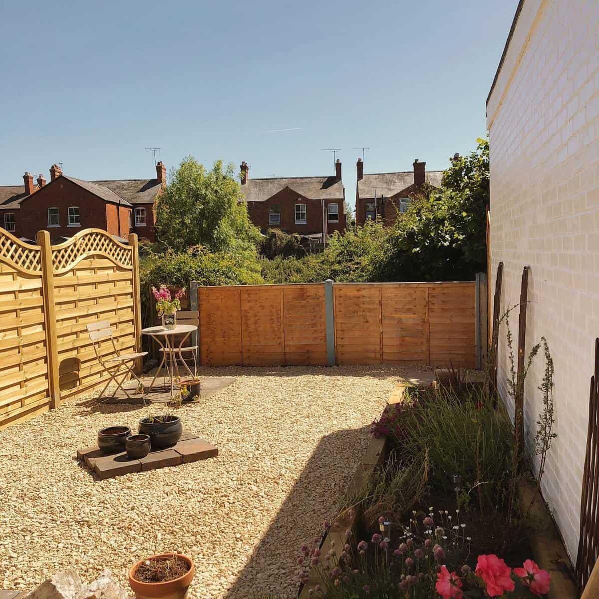 Raised Garden Grass Free Yard Ideas -nics_days_off