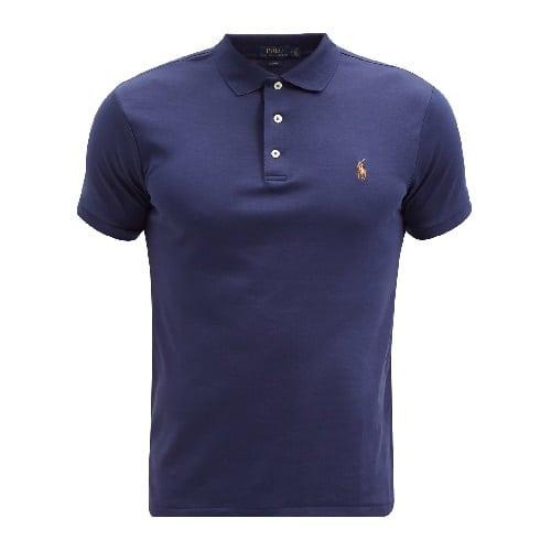 Ralph Lauren Slim-Fit Cotton Polo