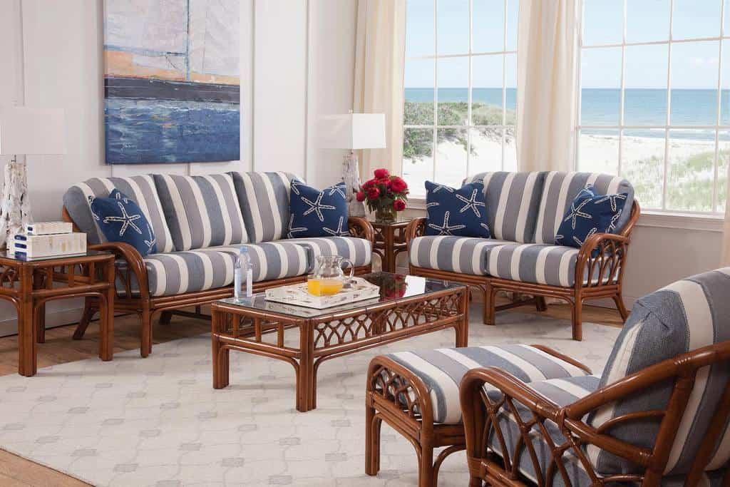 Rattan Sunroom Furniture Ideas 2 braxtonculler