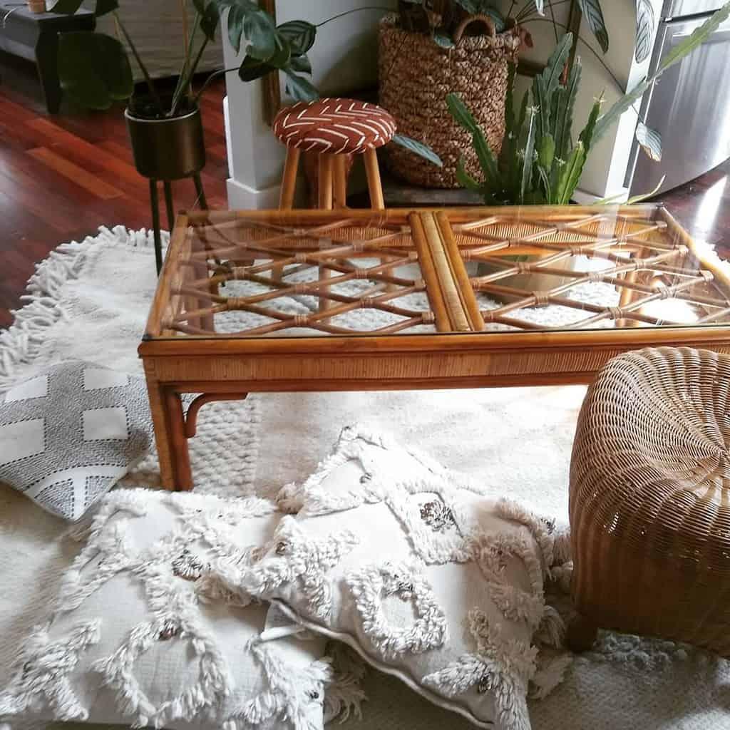 Rattan Sunroom Furniture Ideas dwellinghousedesign