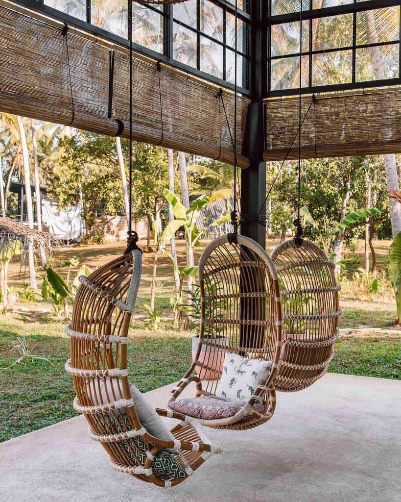 Rattan Sunroom Furniture Ideas eske_wanders