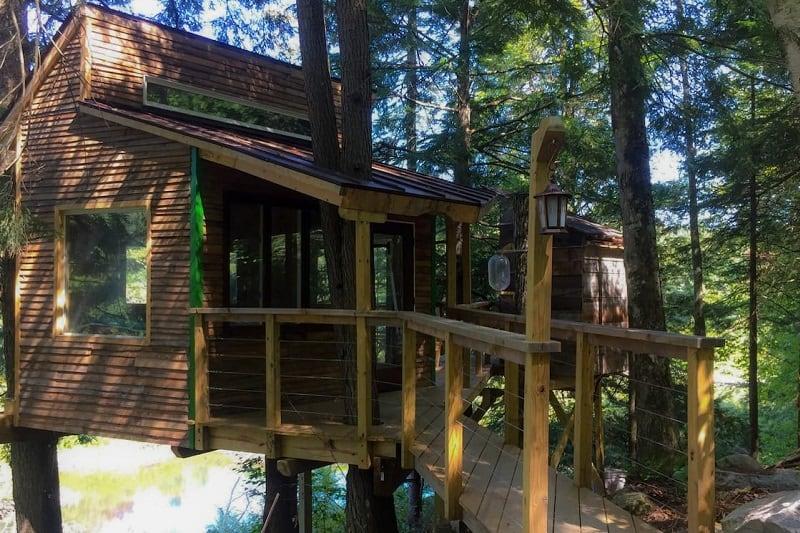 ReTREEt treehouse