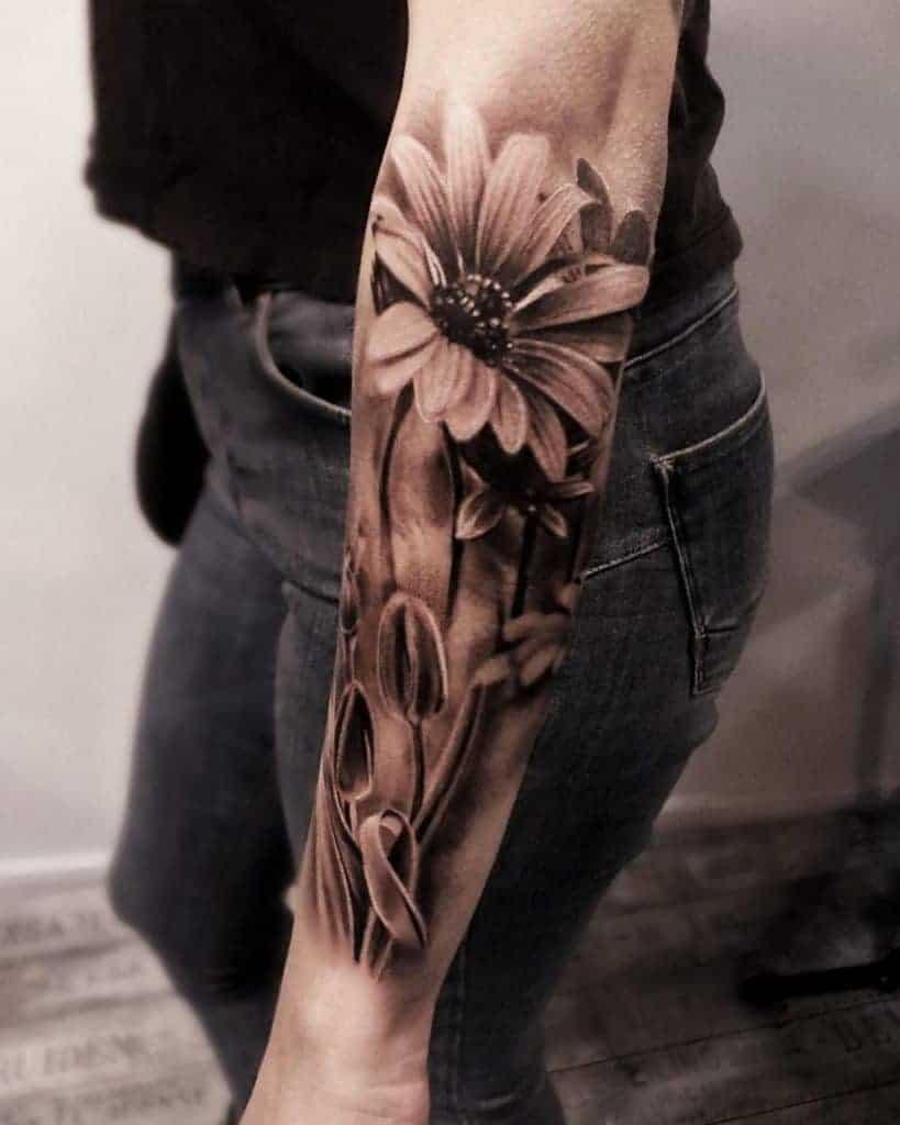 Realistic-Flower-Tattoo-Sleeve-glenpreece-1229×1536