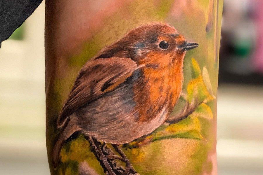 Top 90+ Best Robin Tattoo Ideas – [2021 Inspiration Guide]