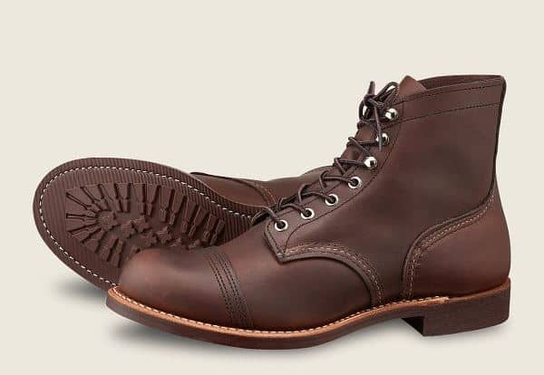Red Wing Shoes Heritage Iron Ranger