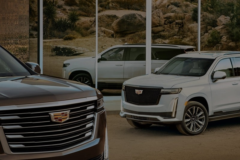 Reserve Your 2021 Cadillac Escalade Today
